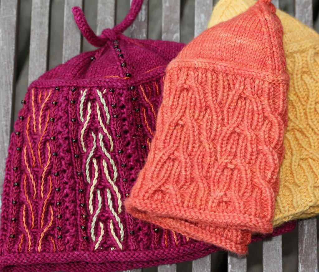 For Yarn&#039;s Sake, LLC Cables Gone Wild. Saturday January 26, 2019. Class time: 1-5pm.<br /> Y'vonne Cutright