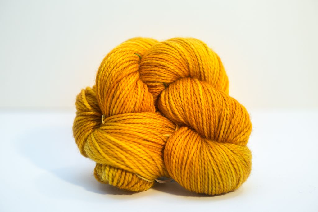 Madelinetosh Farm Twist, Sulfur (Retired)