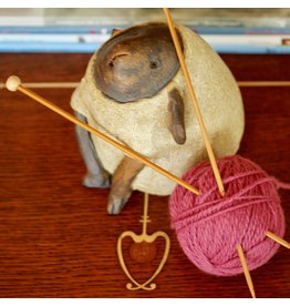 For Yarn's Sake, LLC Knitting Workshop Coterie - Friday February 22 2019. Class time: 10am-12pm. Y'vonne Cutright