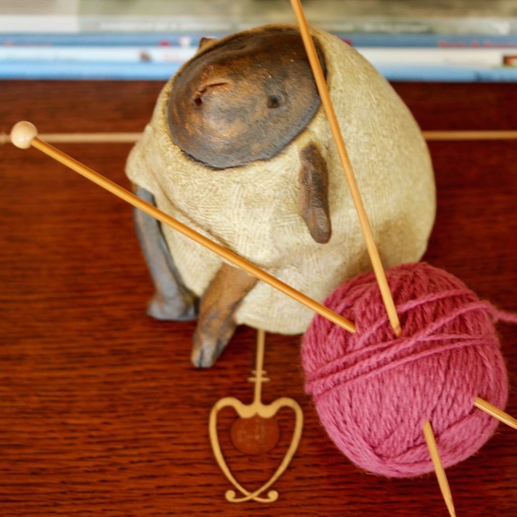 For Yarn's Sake, LLC Knitting Workshop Coterie - Saturday February 16, 2019. Class time: 10am-12pm. Y'vonne Cutright