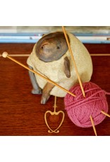 For Yarn's Sake, LLC Knitting Workshop Coterie - Thursday February 7, 2019. Class time: 11am-1pm. Suzie Failmezger