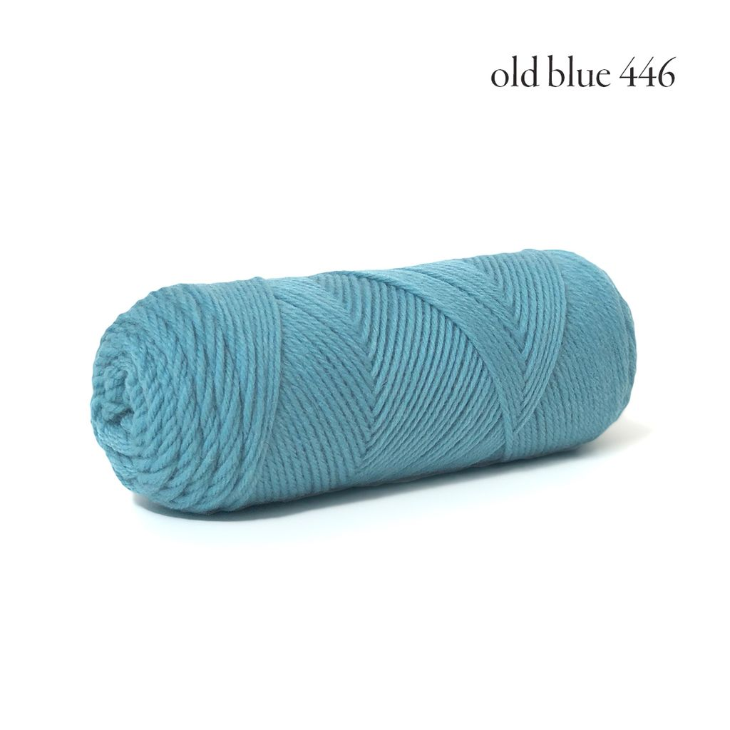 Kelbourne Woolens Germantown, OldBlue, Color 446
