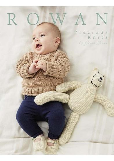 Rowan Precious Knits Collection
