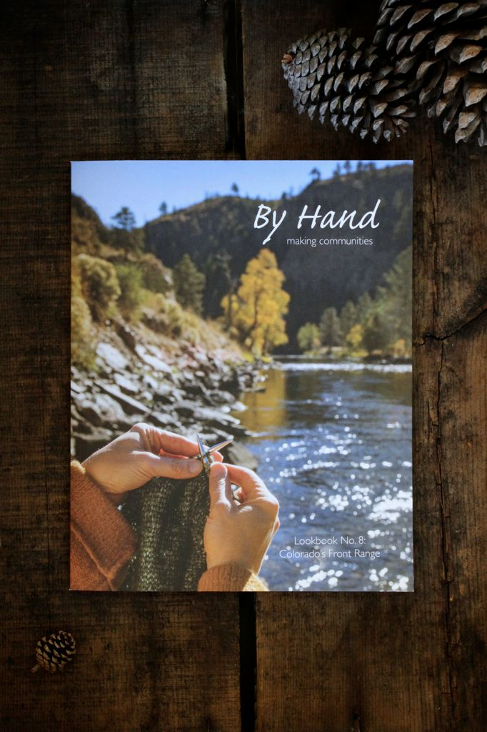 By Hand Serial: Issue 8, Colorado's Front Range