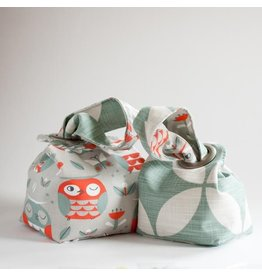 Binkwaffle Dumpling Bag - Medium, Owl