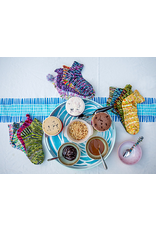 For Yarn&#039;s Sake, LLC Sundae Socks. Saturday April 20, 27 and May 4, 2019. Class time: 1-3pm.<br /> Shannon Squire