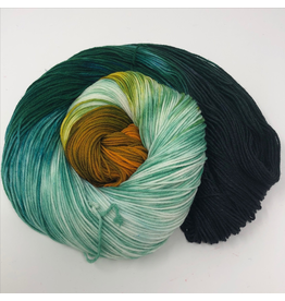 "Knitted Wit HerStory Sock Club, Victory Sock: March 2019 - Ava DuVernay ""Tesseract"""
