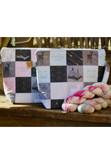 For Yarn's Sake, LLC Lumos Shawl Kit - Dobby's Pillowcase with Pink Bag
