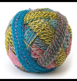 Schoppel Wolle Zauberball Crazy Color 2389 'Anniversary'