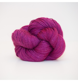 Alpha B Yarns Lovely B, Esther's Orchid 5