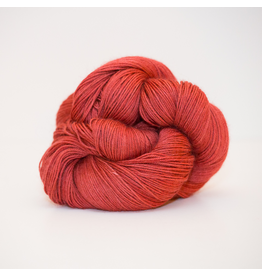 Alpha B Yarns Lovely B, It's Red Clay