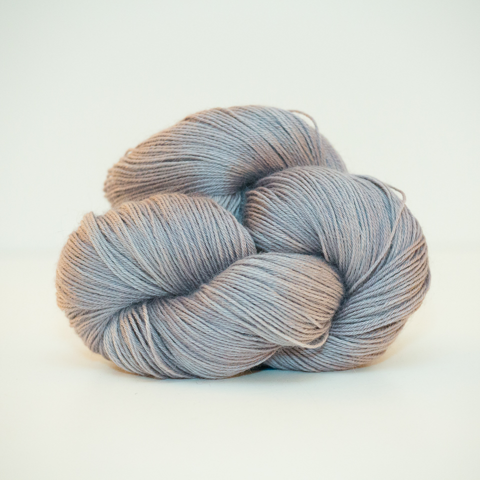 Alpha B Yarns Lovely B, Stainless Steel