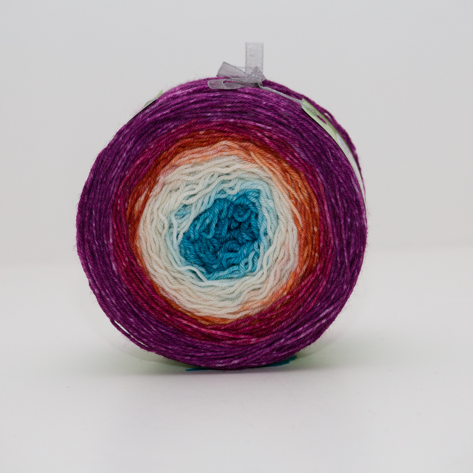 Huckleberry Knits Gradient, She Persisted