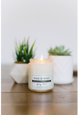Pure Soy Wax Candle: Spring Fever in Mason Jar