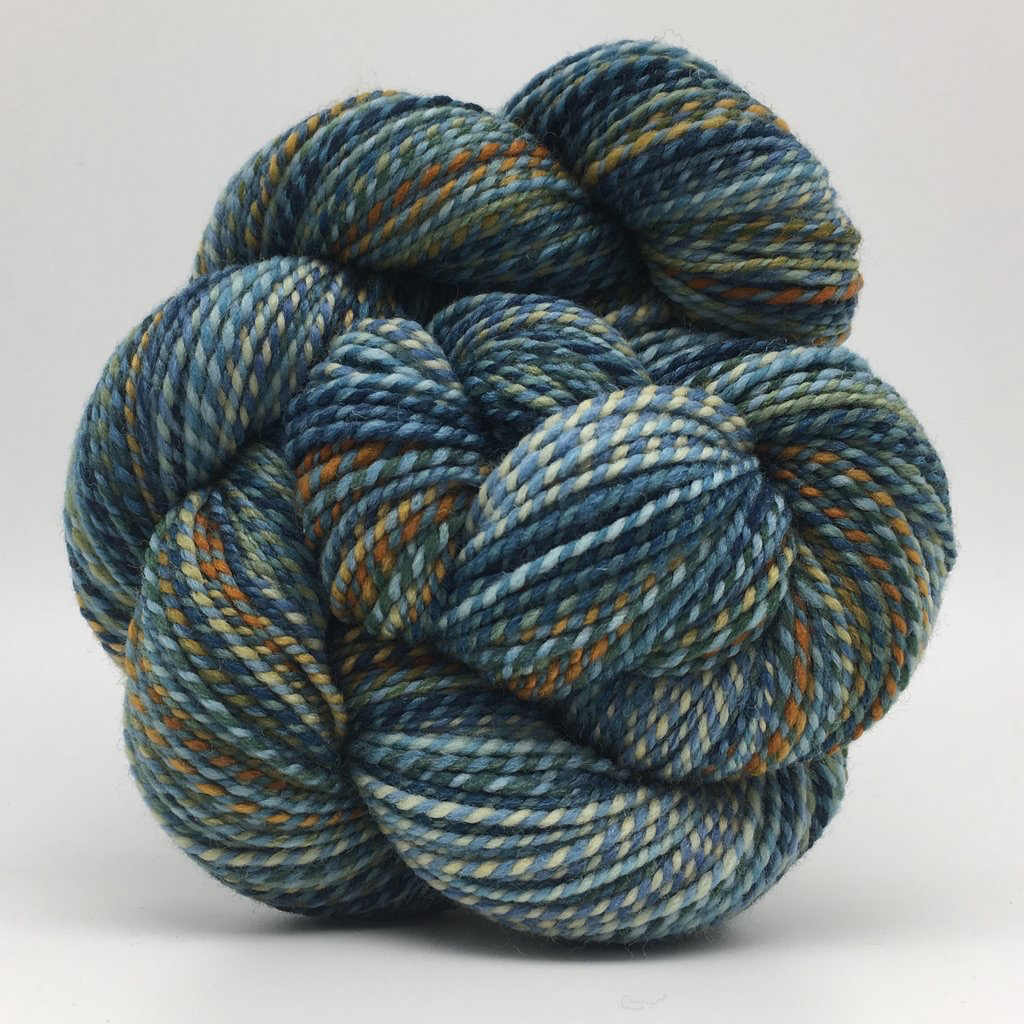 Spincycle Yarns Dyed In The Wool, The Family Jewels