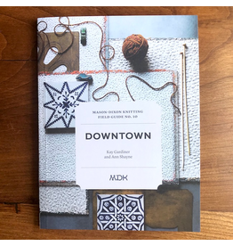 Mason-Dixon Knitting Modern Daily Knitting Field Guide No. 10: Downtown