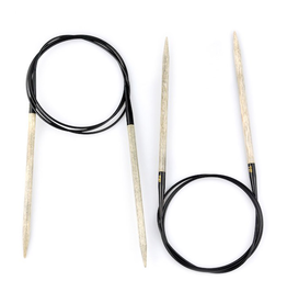 Lykke Driftwood Circular Needle, 16-inch US 10.5