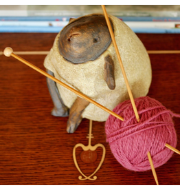 For Yarn's Sake, LLC Knitting Workshop Coterie - Friday April 12 2019. Class time: 10am-12pm. Y'vonne Cutright