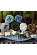 Jamiesons of Shetland Shetland Wool Week 2019, Roadside Beanie Kit