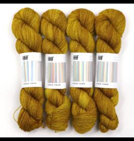 Hedgehog Fibres Hand Dyed Yarns Skinny Singles, Kelp