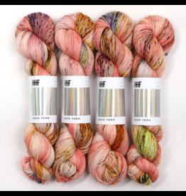 Hedgehog Fibres Hand Dyed Yarns Sock Yarn, Bloom