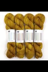 Hedgehog Fibres Hand Dyed Yarns Sock Yarn, Kelp
