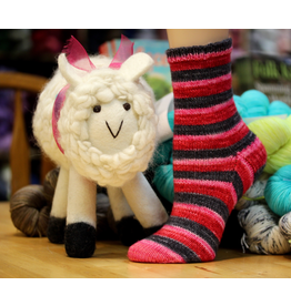 For Yarn's Sake, LLC Socks From the Cuff Down. Sundays June 30, July 7 & 14, 2019. Class time: Noon-2pm.<br /> Anne Lindquist