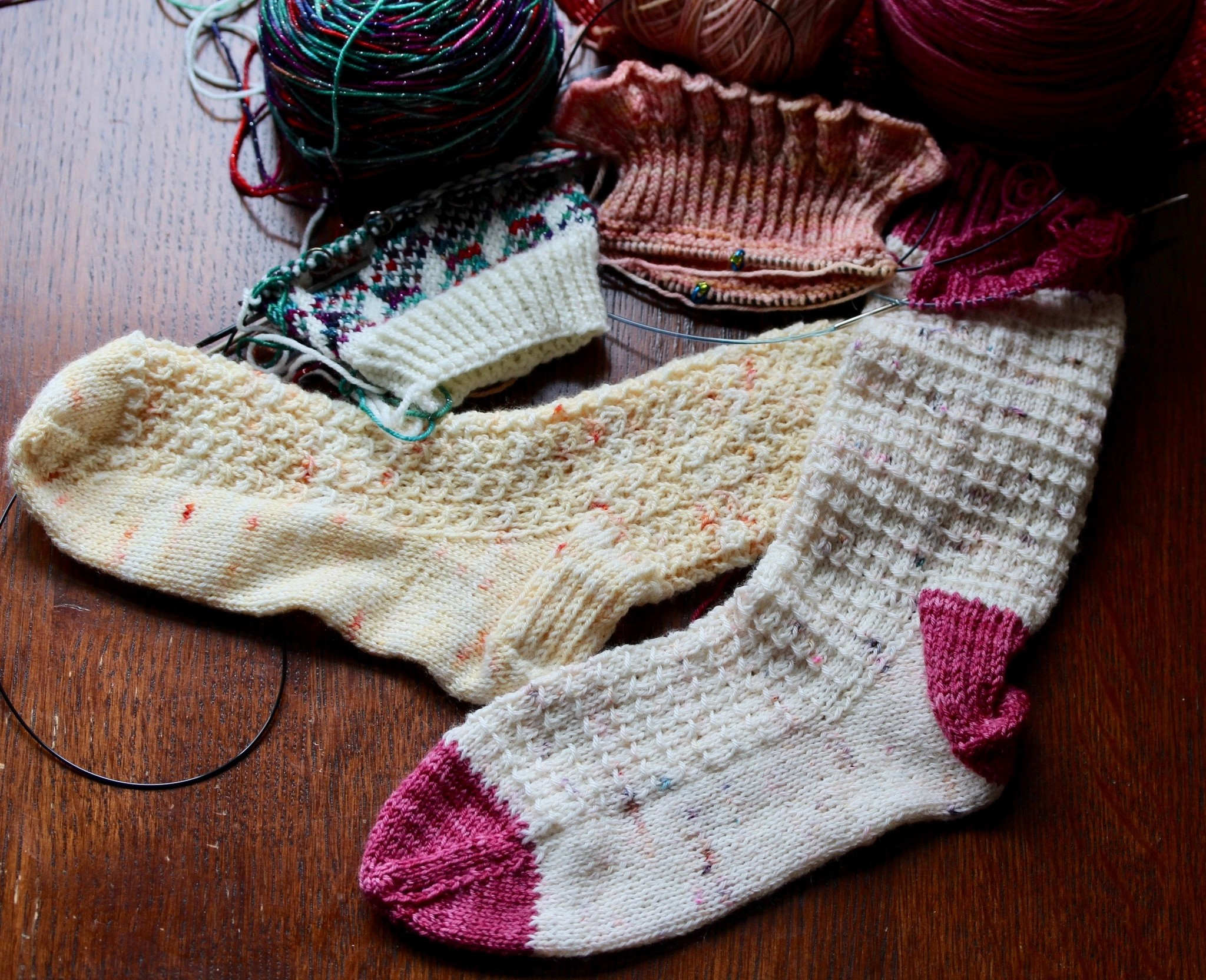 Summer Socks Revisited