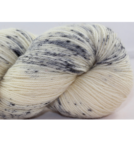 Madelinetosh BFL Sock, Birch Grey (Retired)