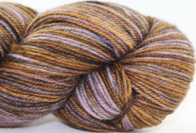 Madelinetosh BFL Sock, Dachshund (Discontinued)