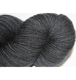 Madelinetosh BFL Sock, Dirty Panther (Discontinued)