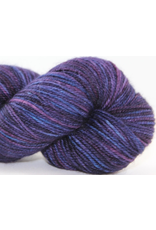 Madelinetosh BFL Sock, Raspberry Cordial (Discontinued)