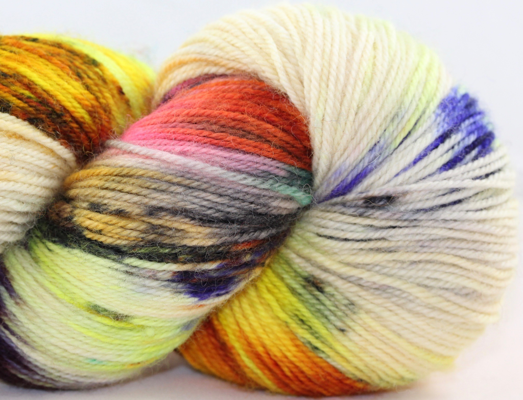 Madelinetosh BFL Sock, Pixel (Discontinued) (Retired)