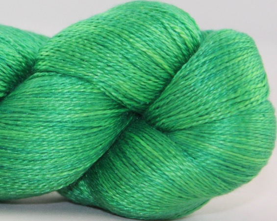Madelinetosh Pure Silk Lace, Seaglass (Discontinued)