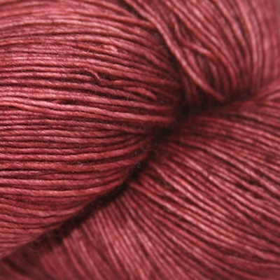Madelinetosh Prairie, Red Phoenix (Discontinued Color)