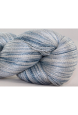 Madelinetosh Pure Silk Lace, White Wash (Discontinued)