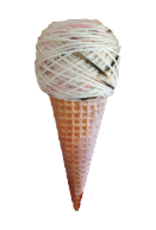 Delicious Yarns Sprinkles Fingering, Strawberry *CLEARANCE*