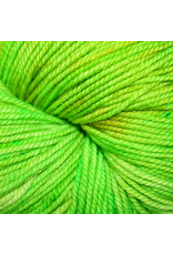 Dragonfly Fibers Djinni Sock, Golden Pear *CLEARANCE*