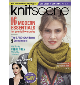 Interweave Knitscene, Fall 2017 *CLEARANCE*