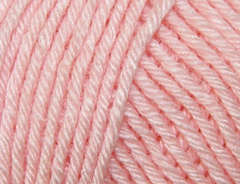 Rowan Baby Merino Silk DK, Shell Pink Color 674 (Retired)