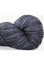 Knitted Wit Targhee Shimmer Worsted, Carbon (Discontinued)