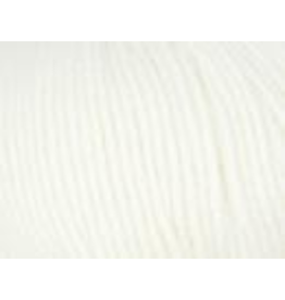 Rowan Wool Cotton 4ply, White 483 (Discontinued)