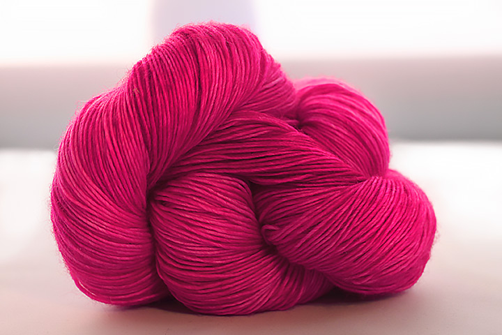 Dream in Color Smooshy with Cashmere, Hot Pants (Retired)