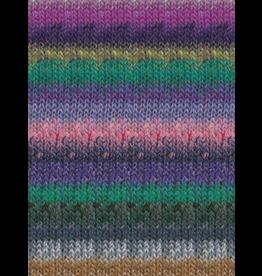 Noro Silk Garden, Purple, Grey, Green Color 420 (Discontinued)