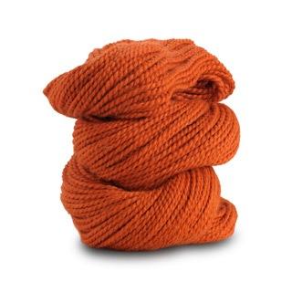 Blue Sky Fibres Baby Alpaca Sport, Tangerine (Discontinued)
