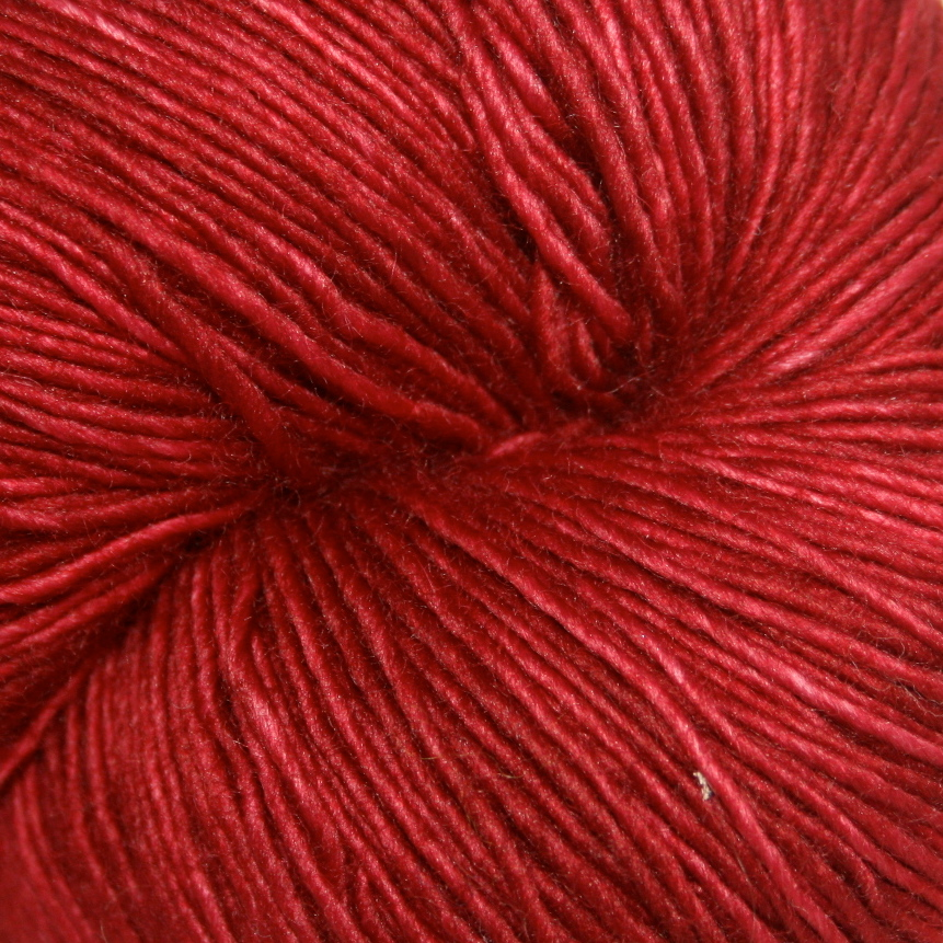 Knitted Wit Single Fingering, Cranberry Bog (Discontinued)