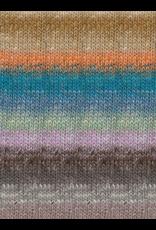 Noro Silk Garden Sock, Train to Tokyo Color 428 (Discontinued)
