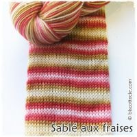 Biscotte & Cie Felix, Sable aux Fraises (Discontinued)