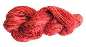 Manos del Uruguay Silk Blend Semi-Solid, Hibiscus (Discontinued)