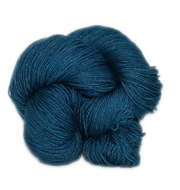 Abstract Fiber Lotus, Azure *CLEARANCE*